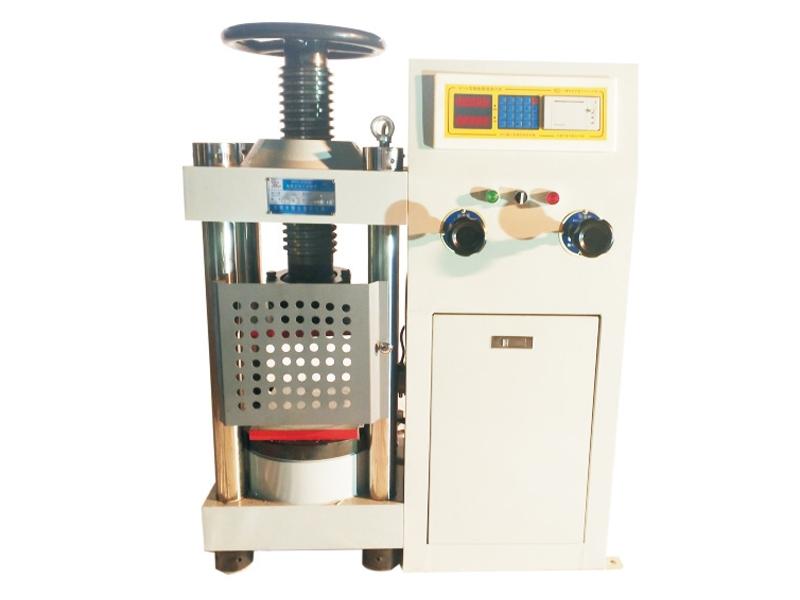 WYA-1000/2000 electro-hydraulic pressure testing machine