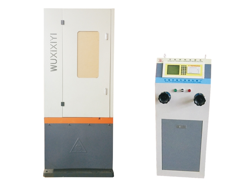 WE series (digital display, LCD)universal testing machine